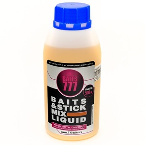 777 Baits - Boile Liquid 500ml Ананас